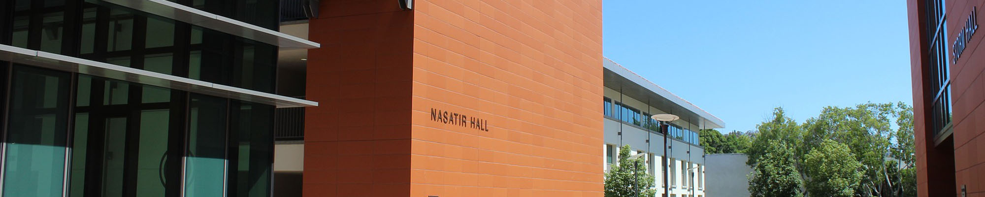 Nasatir Hall new